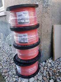 Fire perfomance cable