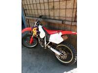 Honda cr125 super evo