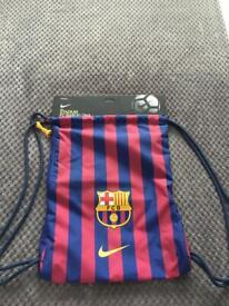FC Barcelona gym sack