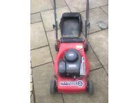Mountfield Mascot 325 classic petrol lawnmower - now sold