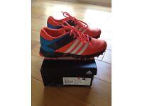 Adidas Adipower II Junior hockey trainers / shoes. Size 4