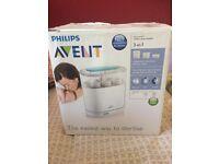 Philips Avent electric steam steriliser