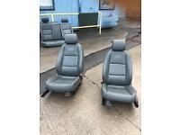 Audi A4 b6/7 leather seats