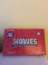 World of Movies Board Game