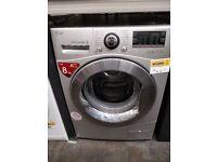 LG Washing Machine (8kg) (6 Month Warranty)