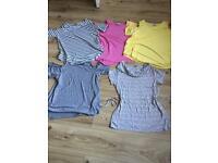 5 ladies size 14 t-shirt