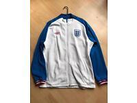 White England Tracksuit Jacket