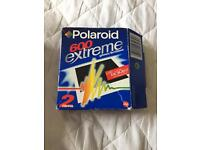 Polaroid 600 extreme gloss film