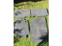 TOYOTA RAV 4, SET OF MATS + BOOT LINER, SELLING SEPARATELY OR TOGETHER