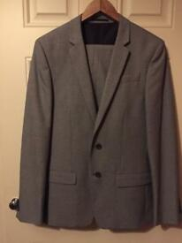 River Island Grey Suit