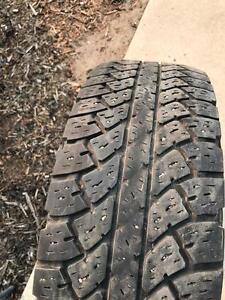 LT285/75R16 Bridgestone Dueller A/T 10 ply Two Tires 70%
