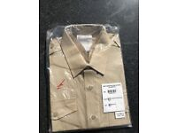 Army No2 Dress shirt (Fawn)