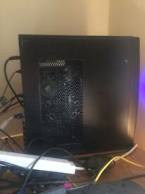 GAMING PC i7 7700 3.6ghz 16GB RAM GeForce 1080