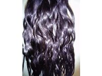 "Indian real hair 20"" micro ring extensions bundle (wavy)"
