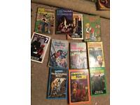 Enid blighton books job lot