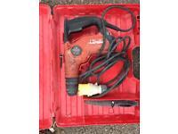 Hilti sds 110 hammer drill
