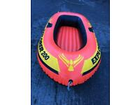 Intex Explorer 200 Inflatable boat/dinghy