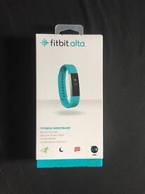 Fitbit Alta - Large size, teal - BNIB