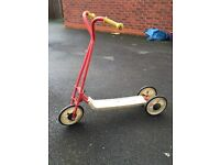 Retro kids scooter must see