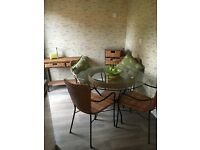 Marks & Spencer Rattan Kitchen furniture