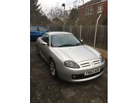 MG TF 1.8 - 2002 - Convertable - Hard Top Included