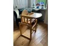 East Coast 3-in-1 Combination high chair
