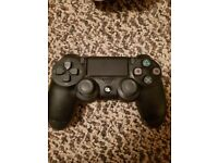 Ps4 controller and headset