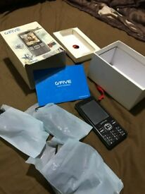 Brand New Dual SIM G-Five E720 Fully Boxed