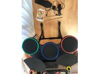 Rock band drums ps3 apparently also work with ps4