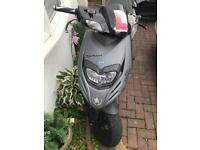70cc new shape typhoon Reg as 50