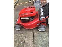 Toro Multicycler GTS 40 cm Petrol Lawnmower 19 Cut