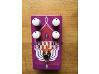 Catalinbread Karma Suture pedal boxed very good condition