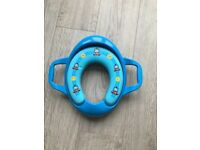 Thomas the tank engine toilet training seat