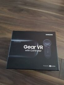 Samsunf Gear VR with controller