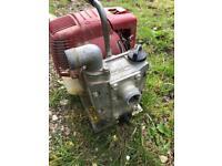 Honda gxh50 petrol pump 1 inch