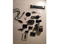 GoPro Hero 3 Plus + Mint Condition + 32GB card + accessories