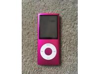 Apple iPod Nano 4th Generation 16GB Pink MP3 Player