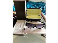 Louis Vuitton Evidence Black Sunglasses Z0350W LV