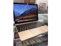 CHEAP MACBOOK 12 INCH GOLD 1.2GHz CORE M 8GB RAM 512 SSD 2015