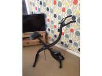 Everlast magnetic exercise bike