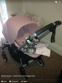 Bugaboo bee plus 2013 soft pink
