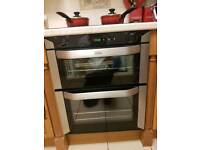 Belling double oven and hob for sale