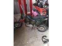 Mini crosser spares or repairs