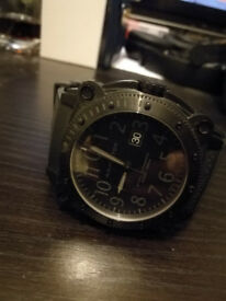 "Hamilton ""Below Zero"" Watch, swiss made, authentic, automatic, professional divers watch"