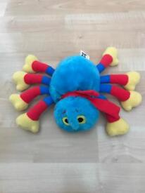 Plush Woolly - from Woolly and Tig TV show
