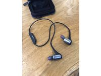 Sony Wireless Bluetooth Earphones (MDR-AS800BT)