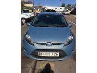 Ford Fiesta Style 1.2 2009/09 Reg 3 Month Warranty Finance Available £2999