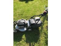 Masport petrol lawnmower