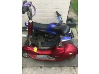 quad and e-scooter for spares and repairs!