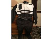 Silco mechanics overalls / indoor carting suit Size XXL brand new- excellent Christmas present
